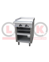 LKK GAS GRIDDLE TOASTER 600mmW