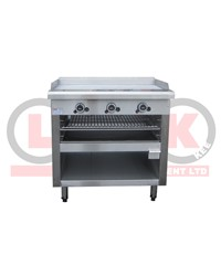 LKK GAS GRIDDLE TOASTER 900mmW