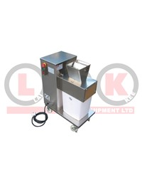 S/S MEAT SLICER - 3mm&5mm CUTTING BLADES