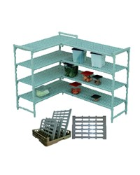 PERFECT SHELVING-1825x610x1800mm